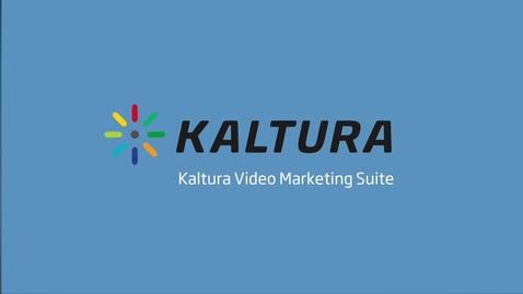 Thumbnail for entry Enterprise - Video-based Marketing