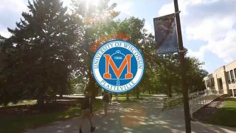 Thumbnail for entry Welcome to UW-Platteville!