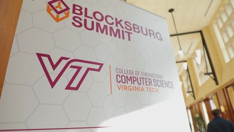 Thumbnail for entry Virginia Tech Blocksburg Summit 2019
