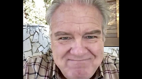 Thumbnail for entry A message from Jim O'Heir: 'Get out there and vote!'