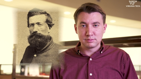 Thumbnail for entry Computer science professor creates facial recognition software to identify Civil War portraits