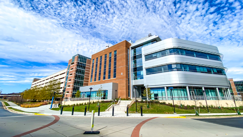 Thumbnail for entry Step Inside the New Fralin Biomedical Research Institute at VTC Expansion in Roanoke