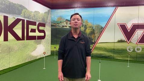 Thumbnail for entry Golf Coach Brian Sharp Driving Tutorial
