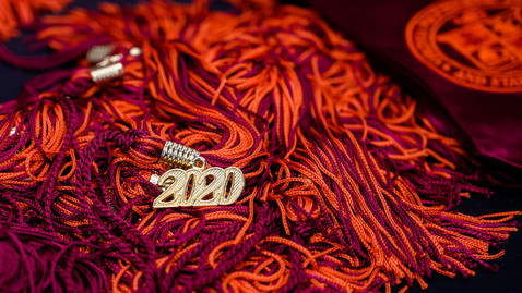 Thumbnail for entry 2020 Grad Fair prepares students for commencement