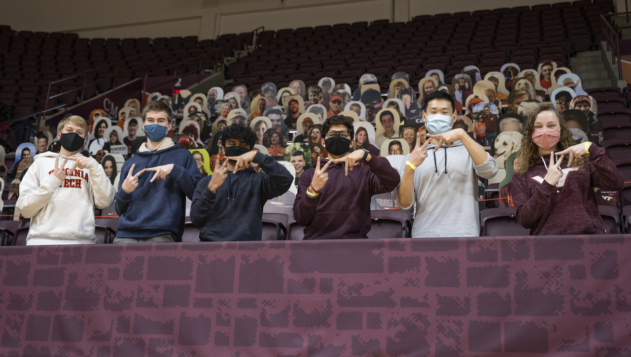 Engineering Group Brings Life to Cassell Coliseum Cutouts