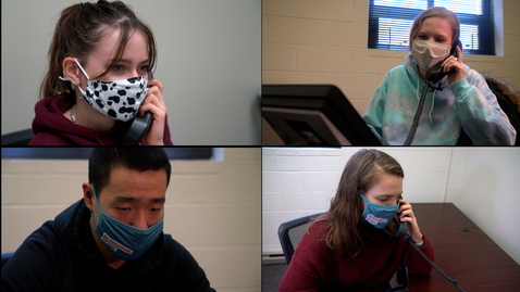 Thumbnail for entry The importance of being vigilant and wearing masks during the COVID-19 pandemic