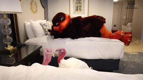 Thumbnail for entry The Presidential Turkeys in Washington, D.C.