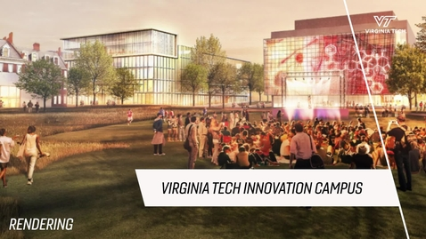 Thumbnail for entry A conversation with President Tim Sands on the Innovation Campus