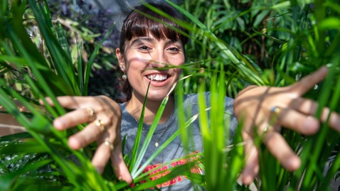 Thumbnail for entry Agribusiness student stays busy after transferring to Virginia Tech