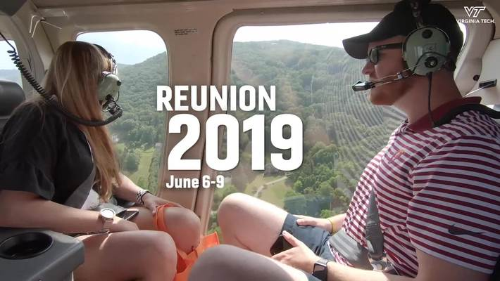 Reunion Weekend 2019