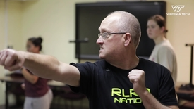 Thumbnail for entry VTPD officers lead Rape Aggression Defense courses