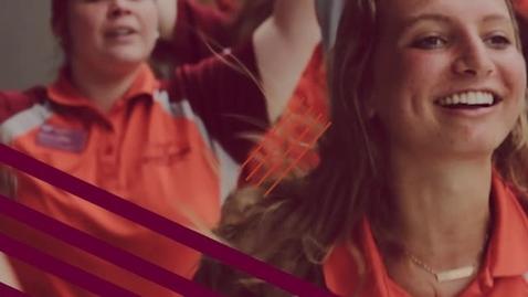 Thumbnail for entry 2019 Virginia Tech Orientation Wrap-Up