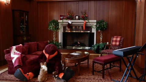 Thumbnail for entry Fireside with the HokieBird