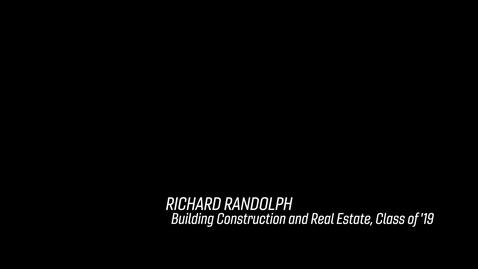 Thumbnail for entry Richard Randolph