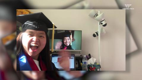 Thumbnail for entry 2020 Spring Commencement Online Recap