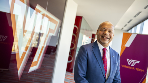 Thumbnail for entry Virginia Tech selects Lance Collins to lead Innovation Campus