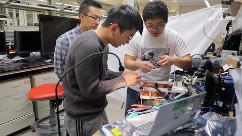 Thumbnail for entry Bringing bat-like sonar to drones