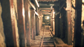 Thumbnail for entry Tunnel Vision:  Immersive technology brings the tunnels of Vauquois, France to Blacksburg