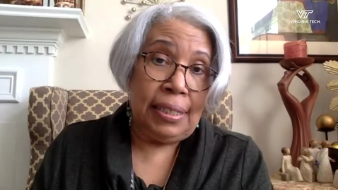 Thumbnail for entry Cornerstone Moment: Alumna Marguerite Harper Scott '70 reflects on how Virginia Tech shaped her