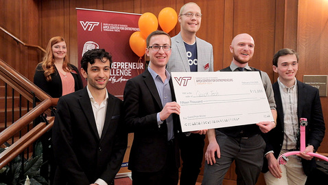 Thumbnail for entry 2020 Virginia Tech Entrepreneur Challenge