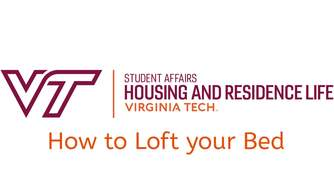Moving In and Moving Out | Housing and Residence Life