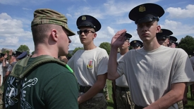 Thumbnail for entry The Virginia Tech Corps of Cadets