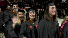 Thumbnail for entry Fall 2018 Graduate Commencement