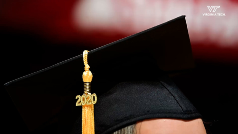 Thumbnail for entry Fall 2020 Virtual Commencement
