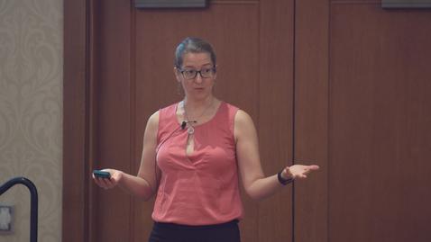 Thumbnail for entry HokieTalks: Fighting vector-borne diseases with math
