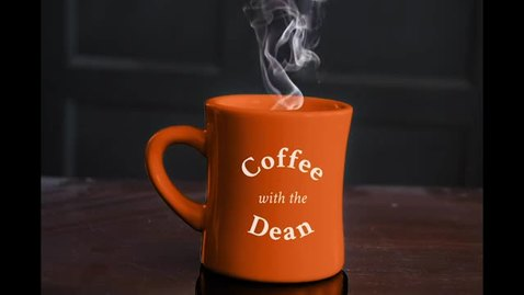 Thumbnail for entry Coffee with the Dean: Bill Roth