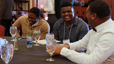 Thumbnail for entry Annual Uplifting Black Men Conference offers community and empowerment