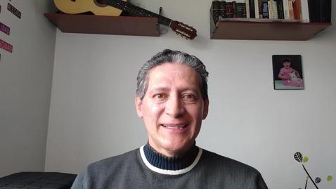 Thumbnail for entry Daniel Antonio Jiménez Jaimes from Colombia on family involvement