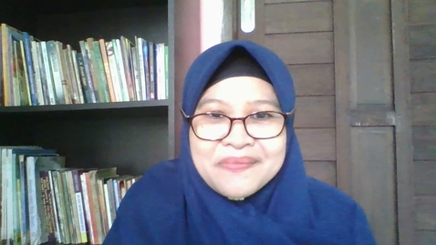 Thumbnail for entry Dayang Suriani from Indonesia on creativity and innovation in teaching