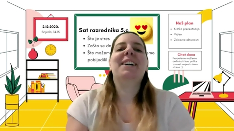 Thumbnail for entry Nana Gulic from Croatia on Social and Emotional Learning