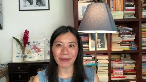 "Thumbnail for entry Marina from Hong Kong (China) on using ""affirmation cards"""