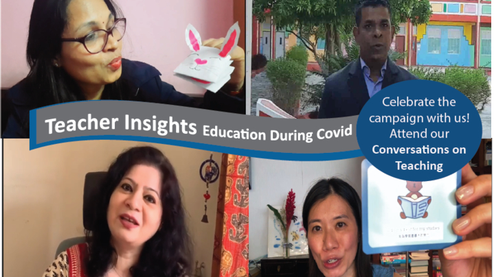 Thumbnail for channel 2. COVID-19: Share Your InSights