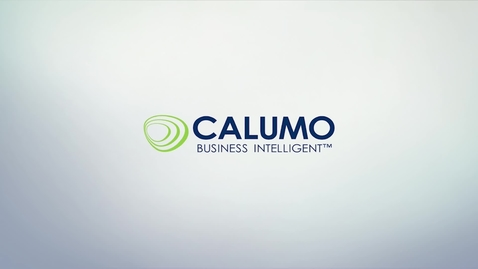 Thumbnail for entry Why did Acumentis choose CALUMO?
