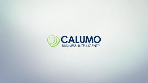 Thumbnail for entry Demo on Budgeting and Reporting with CALUMO (Short)