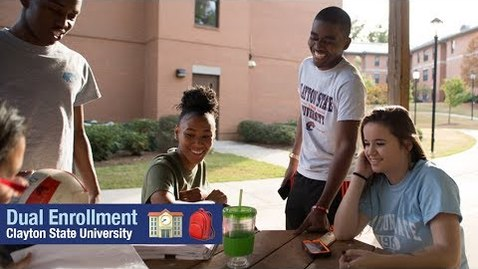 Clayton State University - Dual Enrollment