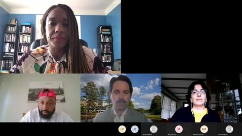 Thumbnail for entry Virtual Alumni Panel Series: Personal Branding
