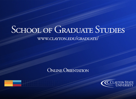 Thumbnail for channel School of Graduate Studies