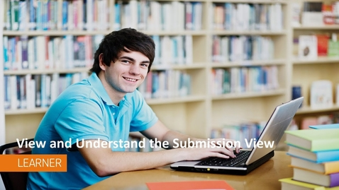 Thumbnail for entry D2L Quizzes - View and Understand the Submission View - Students