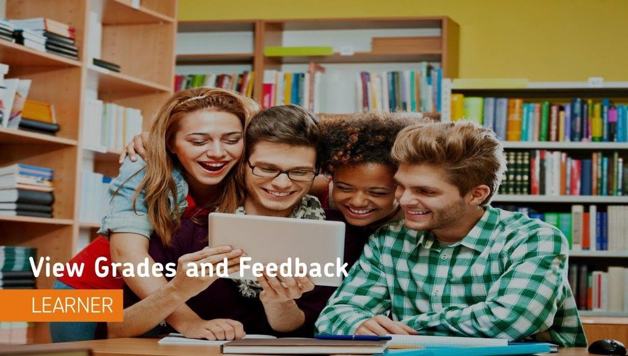 D2L Grades - View Grades and Feedback - Students
