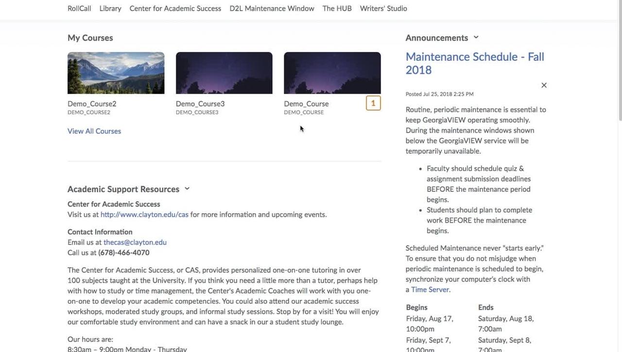 Kaltura - Downloading Kaltura Capture - Student