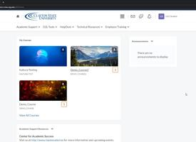 Thumbnail for channel D2L Tutorials - Students