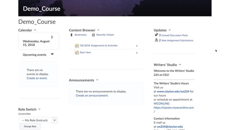 Thumbnail for entry Kaltura - Downloading Media - Instructors