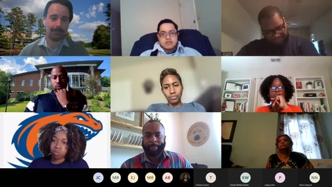 Thumbnail for entry Spring Alumni Board Meeting Recording2