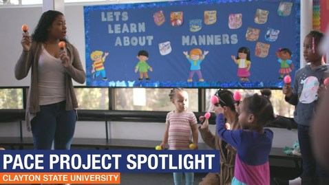 Clayton State University - PACE Project Spotlight [Bilingual Story Time]
