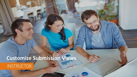 Thumbnail for entry Quizzes - Customize Submission Views - Instructor