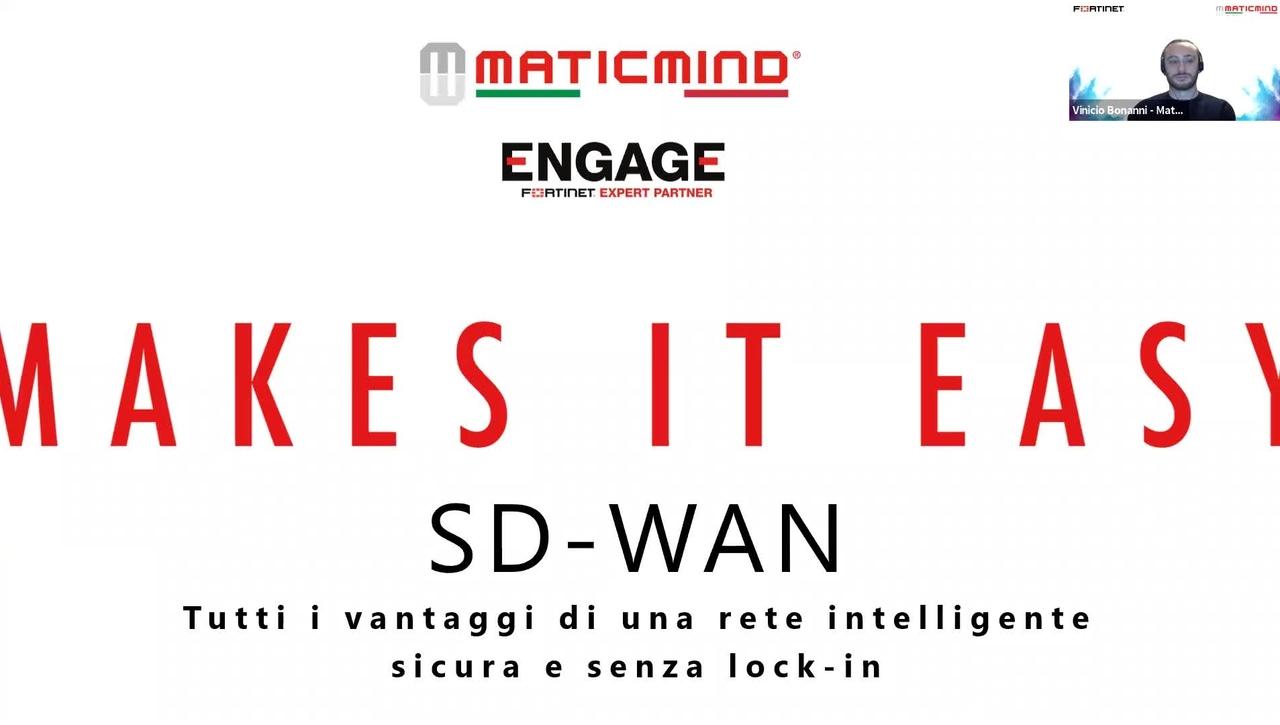 SD-WAN – Tutti i vantaggi di una rete intelligente sicura e senza lock-in